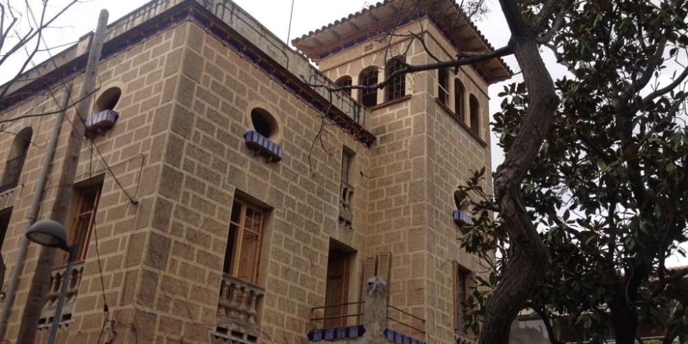 Restauraci n de casa modernista en sant cugat - Reformas sant cugat ...