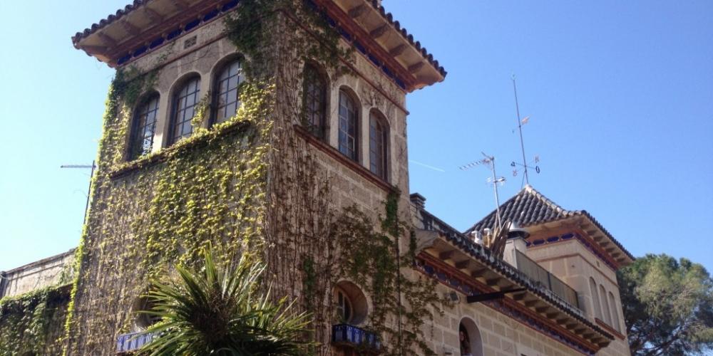 Reforma integral casa modernista en sant cugat - Reformas sant cugat ...