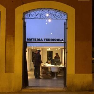 estudio de arquitectura MATERIA TERRICOLA