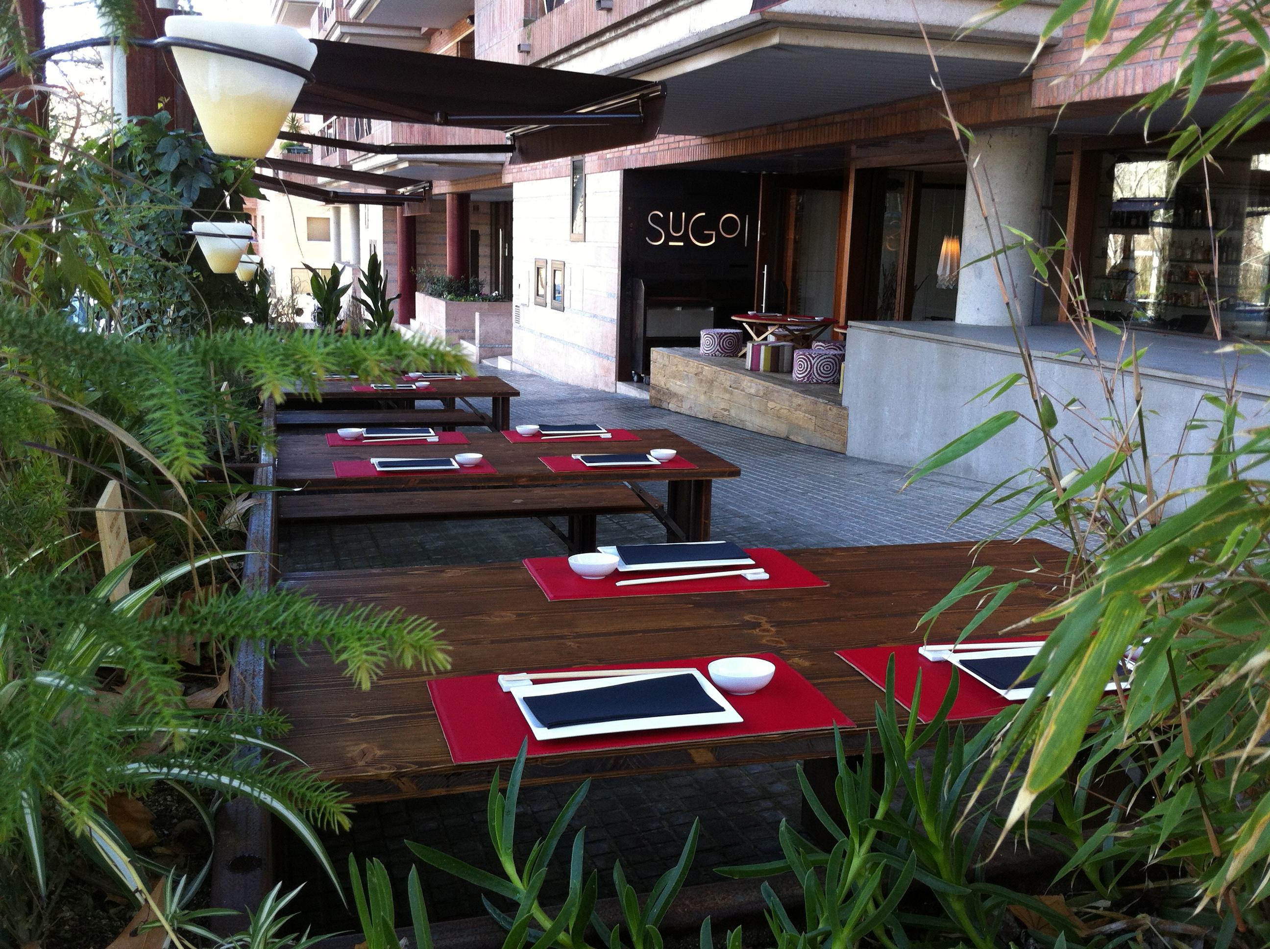 Restaurante japones sugoi en sant cugat la terraza - Restaurante materia prima sant cugat ...